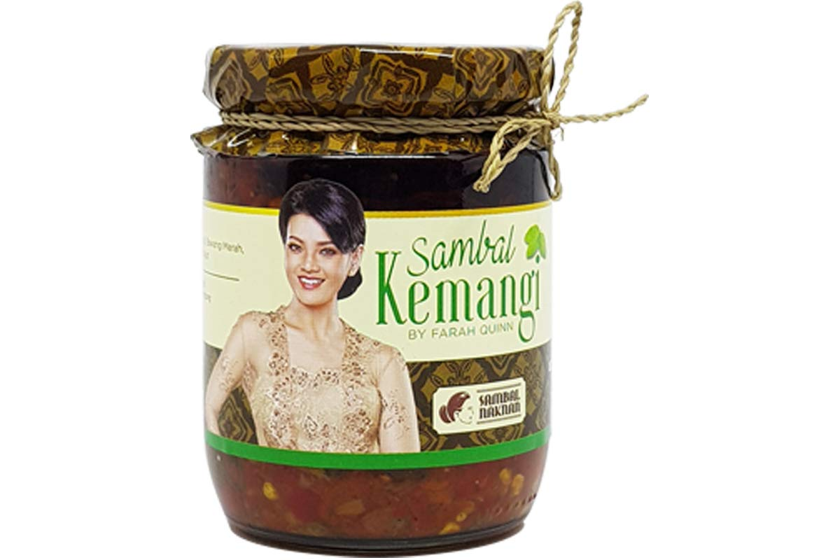 Sambal Kemangi by Farah San Diego Mall Quinn 1 of - Pack 17.5oz Cheap mail order shopping