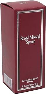 Royal Mirage Sport Eau De Cologne for Men - 120 ml