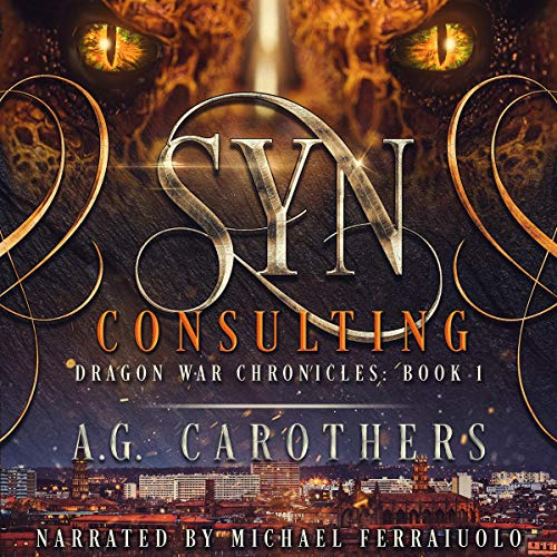 SYN Consulting audiobook cover art
