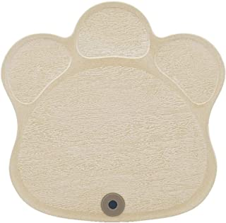 ERTONGHUANBAOCANJU Rice husk germicide and environmental friendly children's ancillary cutting board (Color : Natural)