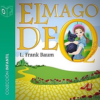 El mago de Oz [The Wizard of Oz] audiobook cover art