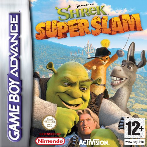 Shrek: Super Slam (GBA)