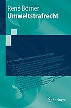 Umweltstrafrecht (Springer-Lehrbuch) (German Edition)