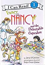 Fancy Nancy: I Can Read! Level 1) 6 Books: Nancy and the Delectable Cupcakes / Nancy Sees Stars / Nancy and the Boy from Paris / The Dazzling Book Report / Poison Ivy Expert / Fancy Nancy at the Museum