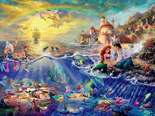 Ceaco Thomas Kinkade The Disney Dreams Collection