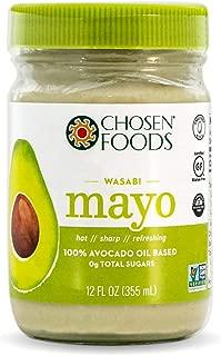 kraft mayo with avocado oil