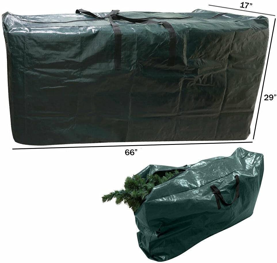 Holiday Xmas Tree Storage Bag Gorgeous Container-5.5 Long-All Purchase Around Feet