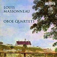 Louis Massonneau Oboe Quartet: Ensemble Piu (Hyb)