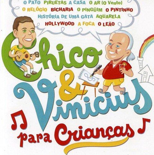 Vários Artistas - Chico & Vinicius Para Crianças - CD