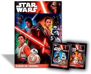Devir 599386031 - Star Wars: á lbum cromos Star Wars