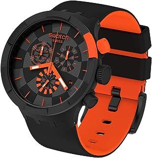 Reloj Swatch Big Bold Chrono SB02B402 Checkpoint Red