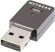 NETGEAR G54/N150 Wi-Fi USB Micro Adapter (WNA1000M)