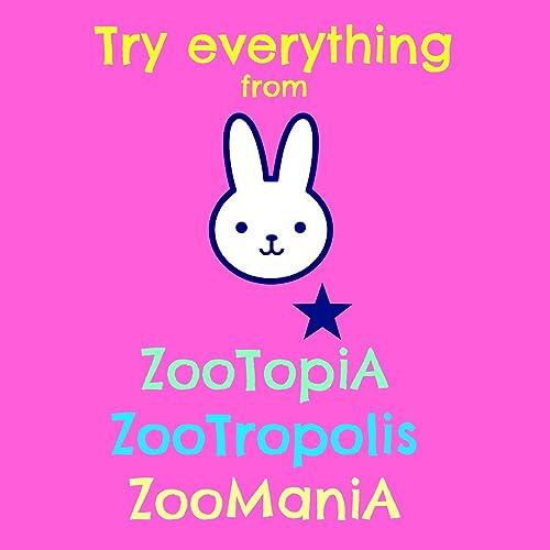 gazelle zoomania
