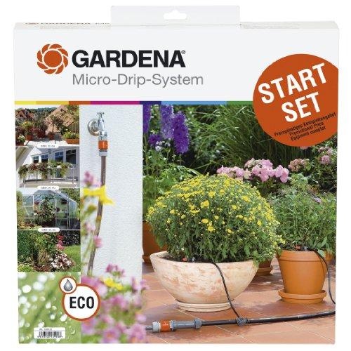 Gardena Kit de démarrage irrigation goutte à goutte