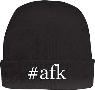 Shirt Me Up #AFK - A Nice Hashtag Beanie Cap