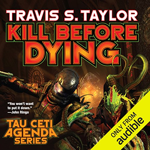 Kill Before Dying audiobook cover art