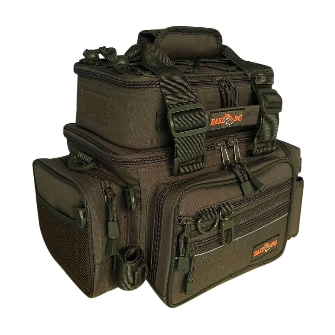 くそーエチケット世界BENYUE 超大容量 多機能 釣りバッグ タックルバッグ 船釣りバッグ
