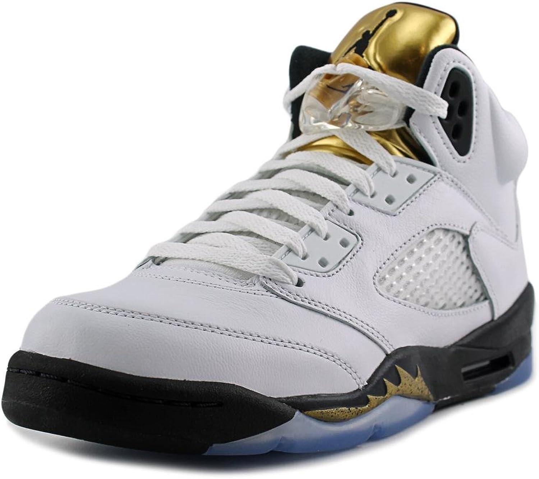 buy popular e7738 1428f Nike Herren Air Jordan Jordan Jordan 5 Retro Bg Basketballschuhe B01JJDKKVM  Billig ideal e95a7d
