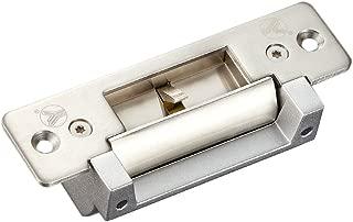 Unidecor 138 ANSI Standard Heavy Duty Electric Strike Lock NO NC Mode Adjustable(4.88Lx1.69Wx1.65H inch)