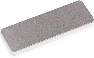Afilador de cuchillos de piedra de afilar - Cocina Cuchillas de afilar de diamante de cerámica de doble cara Cuchillos de afilar de cerámica de diamante Herramientas abrasivas de piedra de afilar para