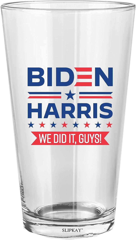 Biden Some reservation Harris We Did It Glass Pint Phoenix Mall Oz Guys 16