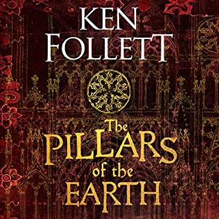 The Pillars of the Earth     The Kingsbridge Novels, Book 1              By:                                                                                                                                 Ken Follett                               Narrated by:                                                                                                                                 John Lee                      Length: 40 hrs and 55 mins     3,405 ratings     Overall 4.6