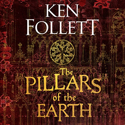 The Pillars of the Earth     The Kingsbridge Novels, Book 1              By:                                                                                                                                 Ken Follett                               Narrated by:                                                                                                                                 John Lee                      Length: 40 hrs and 55 mins     3,518 ratings     Overall 4.6