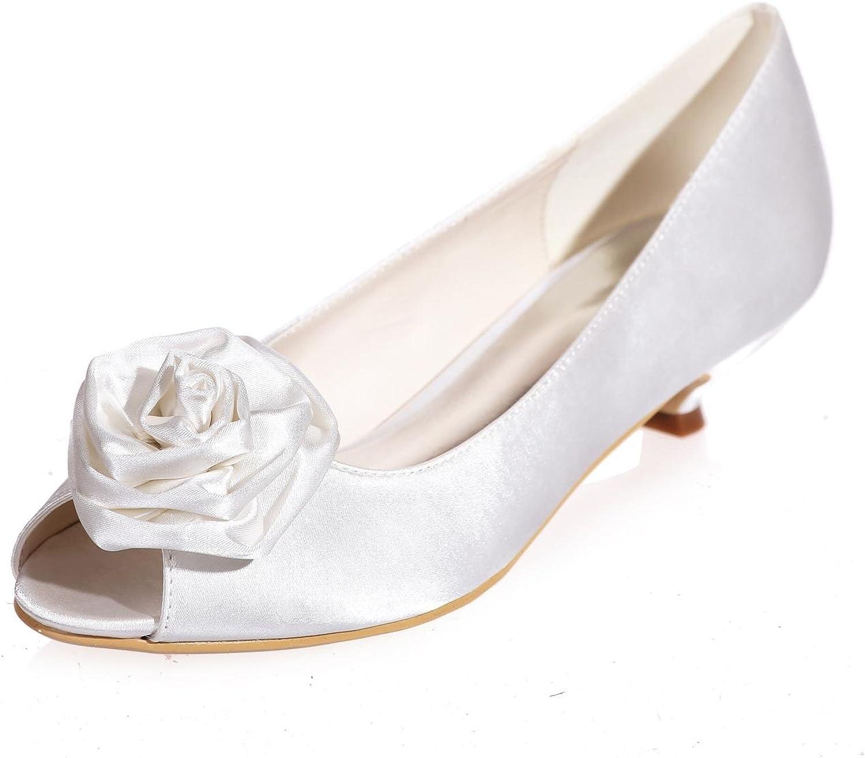L@YC L@YC Damen Hochzeit Schuhe Seide Peep Toes 0700-15   Party Nacht Frühling Sommer Herbst Winter  More Verfügbare Farben  wird abgezinst