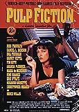 Close Up Pulp Fiction XXL Poster Hauptplakat Uma Thurman