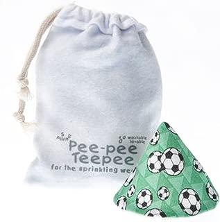 Pee-pee Teepee Soccer Green - Laundry Bag