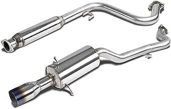 For 05-10 Chevy Cobalt Catback Exhaust System 3.5 inches Burn Tip Muffler - LS LT LTZ 2.2L