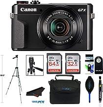 Canon PowerShot G7 X Mark II Digital Camera with Wi-Fi...
