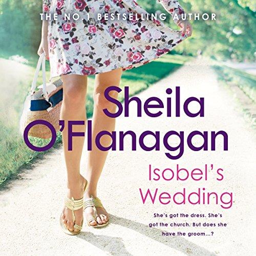 Isobel's Wedding audiobook cover art
