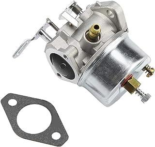 Fditt Accesorios de Cortacésped Carburador para Tecumseh 632334A 632334A 632111 Herramientas Eléctricas