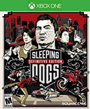 Sleeping Dogs:Definitive Edition - Xbox One