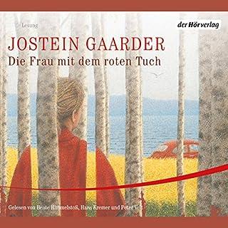 Die Frau mit dem roten Tuch Titelbild