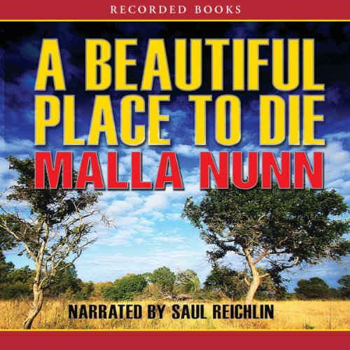 A Beautiful Place to Die audiobook cover art