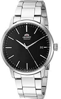 Orient Japanese Automatic Stainless Steel Strap, Silver, 7 Casual Watch (Model: RA-AC0E01B10A)
