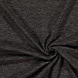 Fabulous Fabrics Viskosejersey mittelschwer – grau -
