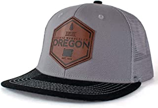 Little Bay Root Explore Pacific Wonderland Oregon with Wool-Lined Brim | Trucker Hat