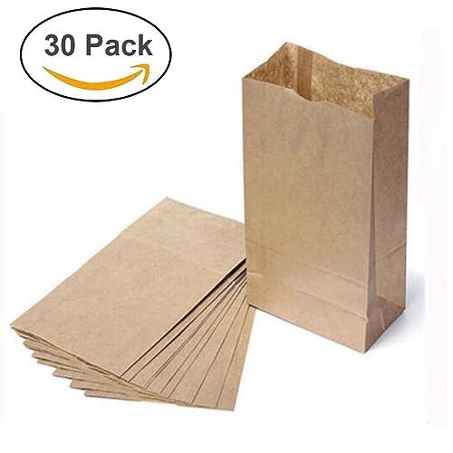 42e13384f2c Small Brown Paper Bags  Amazon.co.uk