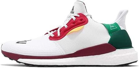 adidas Men's Solar HU Glide M, Footwear White/CORE Black/Bold Green