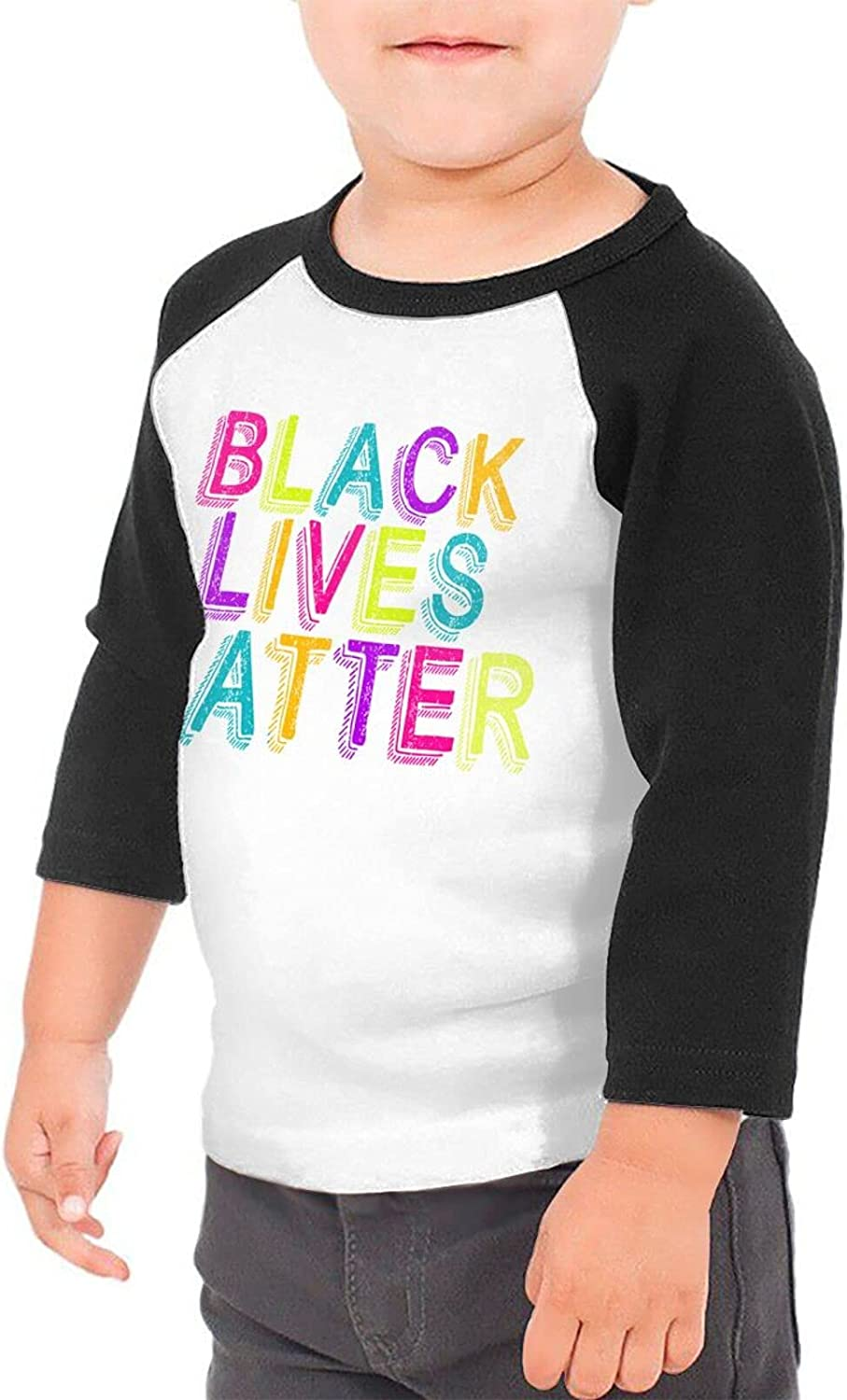 Black History Month Black Live Matter T-Shirts Novelty for Youth Tees with Cool Designs