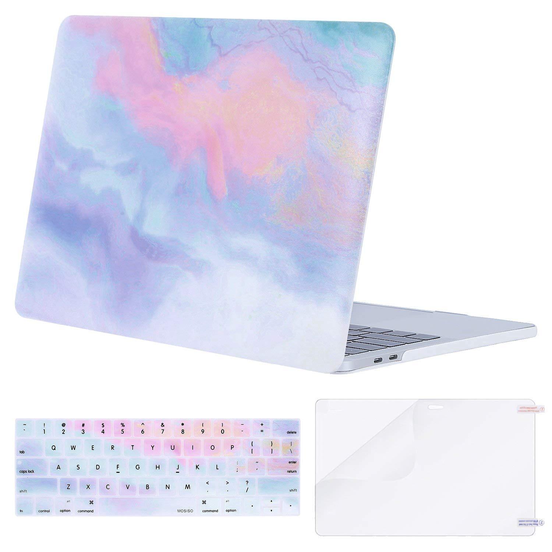 MOSISO Keyboard Protector Compatible Colorful