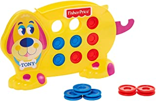 Fisher-Price Tic Tac Tony Kids Game for 3 Year Olds & Up GWN53