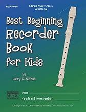 Sponsored Ad - Best Beginning Recorder Book for Kids