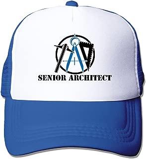 LKSJSADJ Senior Architect Trucker Hat Black