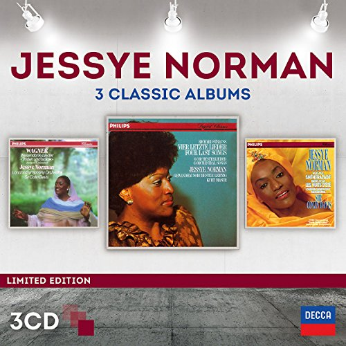 Jessye Norman - 3 Classic Albums (Limited Edition)