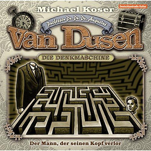 Der Mann der seinen Kopf verlor (Professor van Dusen 4) Titelbild