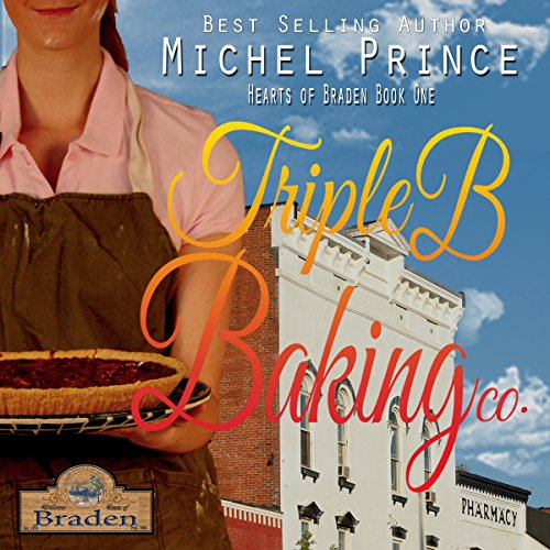 Triple B Baking Company audiobook cover art
